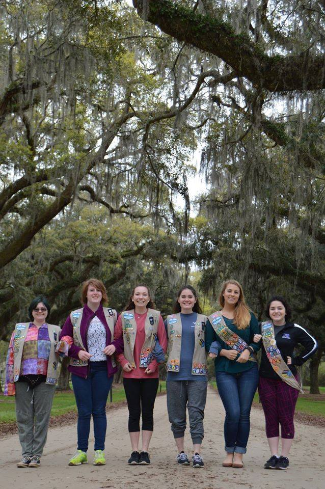 share charlotte   girl scouts   hor s nest council
