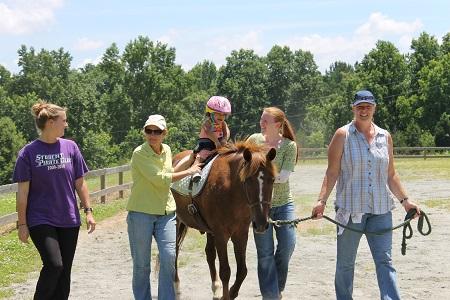Shining Hope Farms Share Charlotte