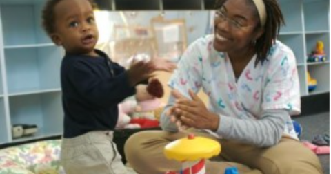 Child Care Resources helps Charlotte families.
