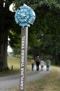 Volunteer with the Carolina Thread Trail.