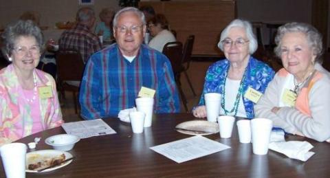 Seniors at Shepherd's Center of Charlotte